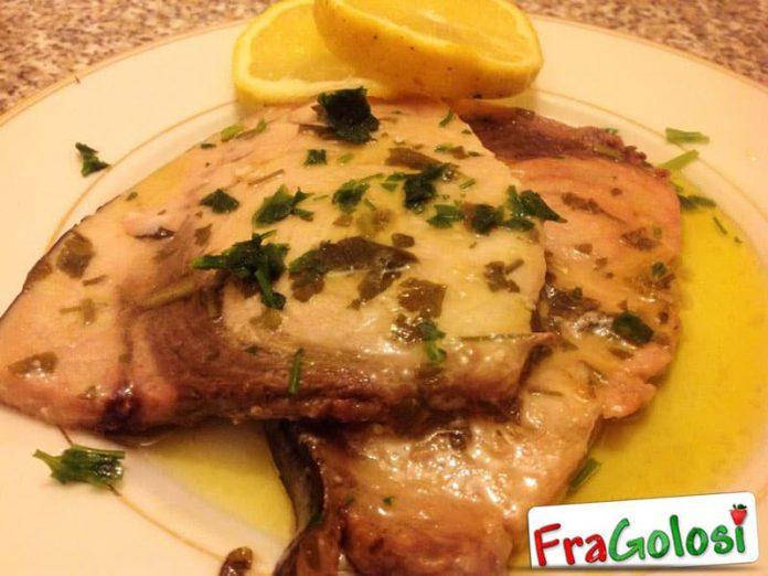 Pesce Spada Marinato Al Forno Ricetta Pesce Spada Marinato Al