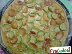 Torta Salata con Zucchine e Patate