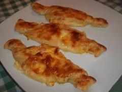 Caramelle di Pasta Sfoglia Farcite