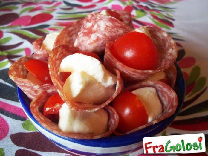 Coni di salame milano