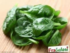 Come congelare gli spinaci