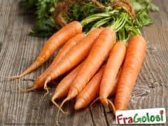 Come congelare le carote?
