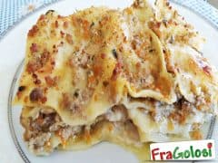 Lasagne al Ragù Bianco
