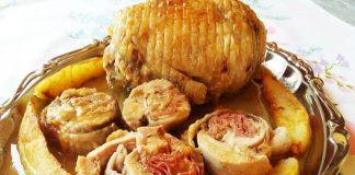 Rollè di pollo Bimby