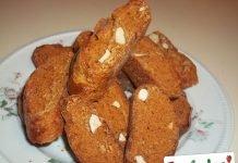 Biscotti con le Mandorle