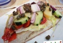 Pane Cunzato di Salina