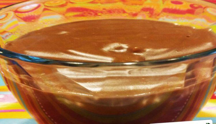 Crema al cioccolato Bimby