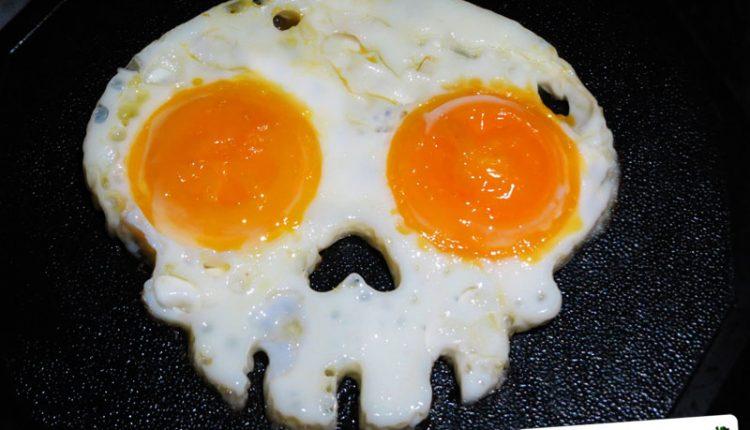 Uova di Halloween