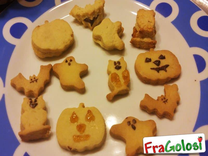 Biscotti di Halloween Bimby