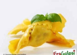 Caramelle di Pasta Fresca con Spinaci e Ricotta