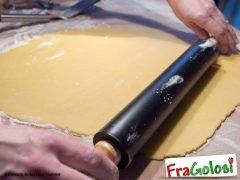Come stendere la pasta frolla