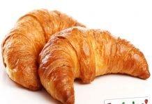 Croissant con Philadelphia e Speck
