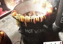 Forralt Bor (Hot Wine)