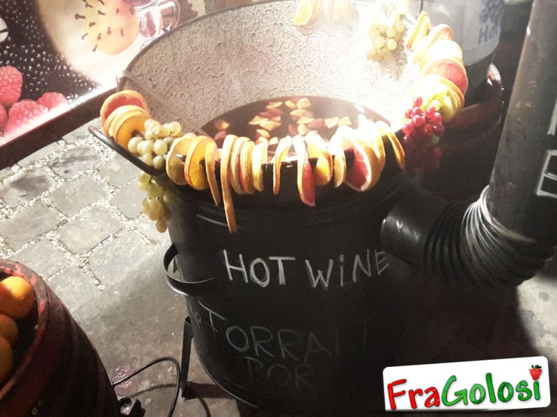 Forralt Bor (Hot Wine)