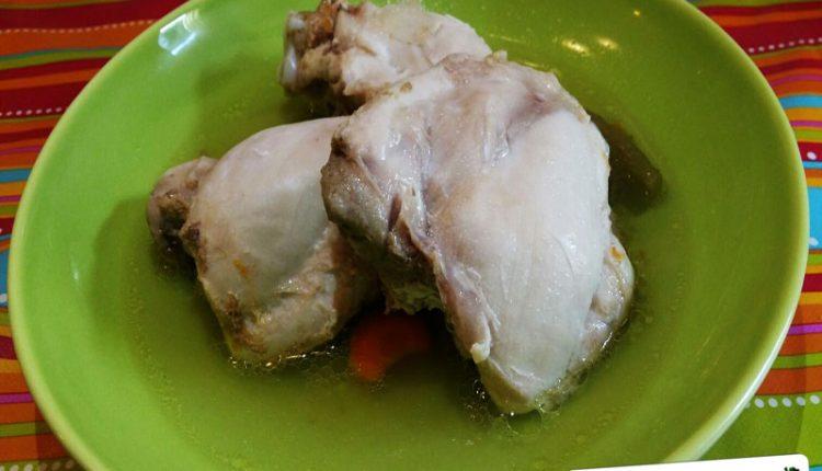 Pollo in Brodo Bimby