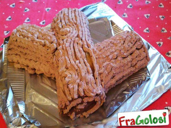 Tronchetto di Natale (Bûche de Noël)