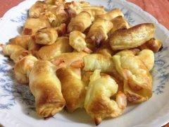 Gamberetti in Pasta Sfoglia