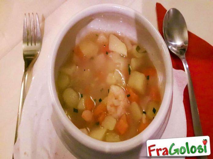 Zuppa di Patate Tedesca