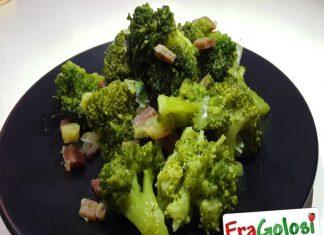 Broccoli in Padella