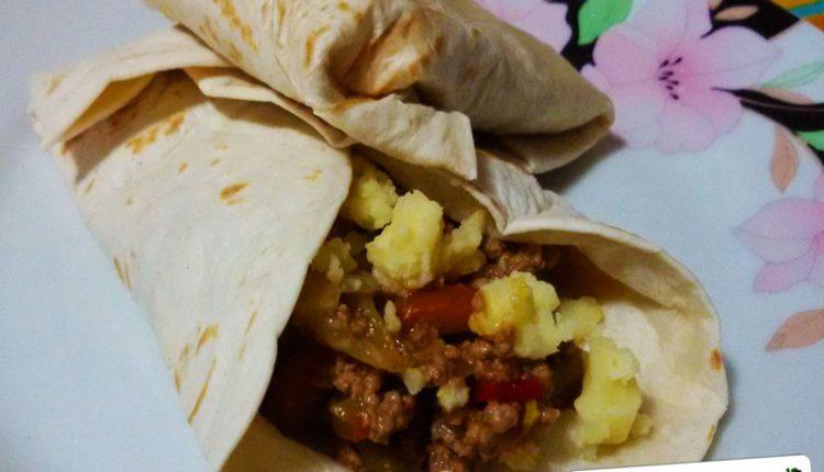 Burritos di Carne