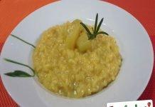 Risotto con Zucchina Spinosa
