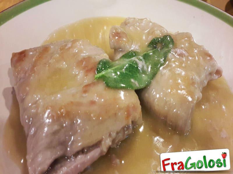 Saltimbocca alla romana ricetta di fragolosi for Piatti tipici della cucina romana