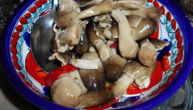 Funghi Chiodini Sott'Aceto