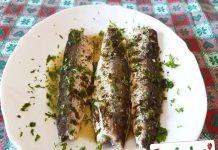 Barracuda al Cartoccio