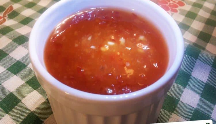 Salsa Chili Dolce