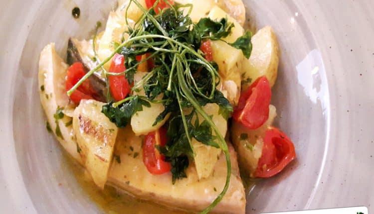 Pesce Spada con Patate