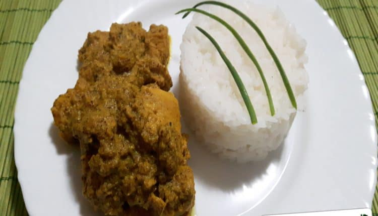 Pollo Vindaloo