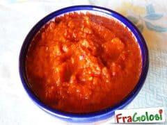 Salsa Roja Messicana