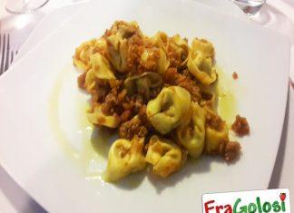 Tortellini con Ragù di Chianina