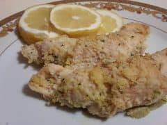 Involtini di Pesce Spada al Forno