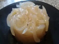 Cipolle di Giarratana in Agrodolce