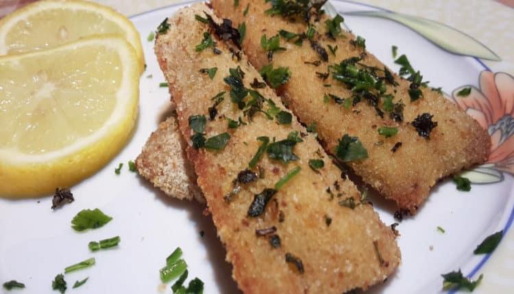 Pesce Spatola Gratinato
