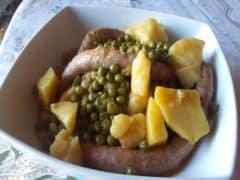 Salsiccia in Umido