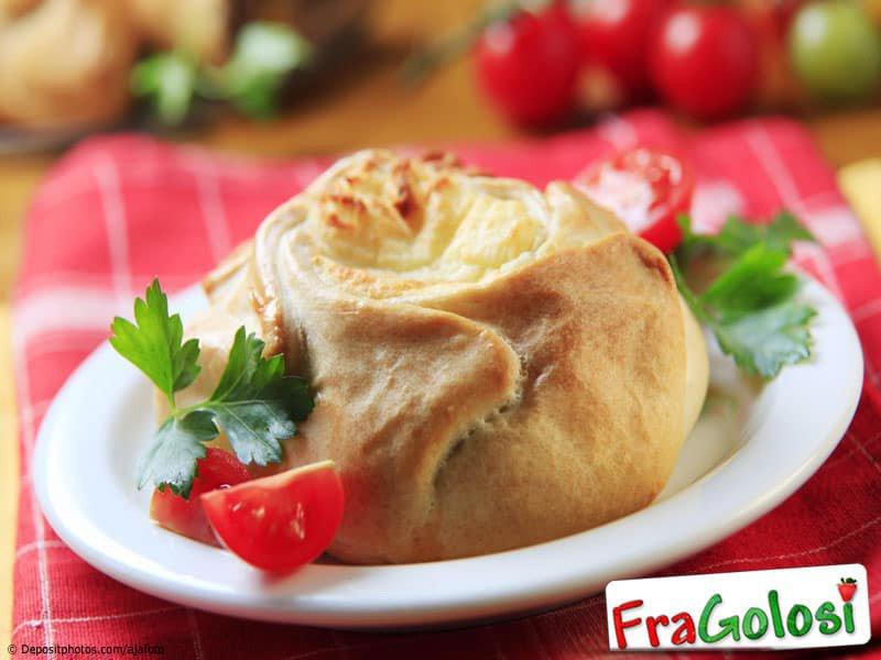 Pan Brioche Salato Ripieno