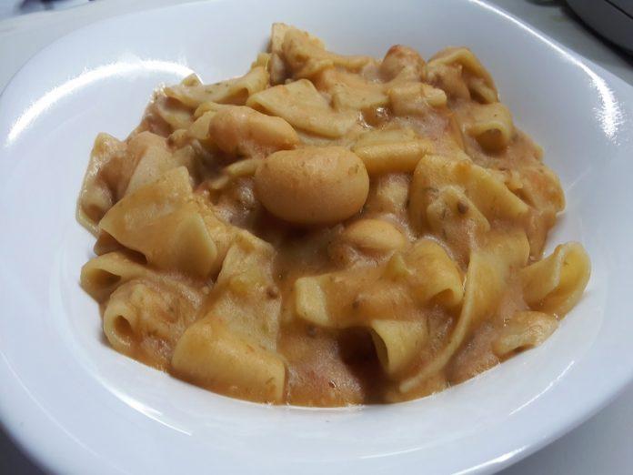 Pasta con Fagioli Pappaluni