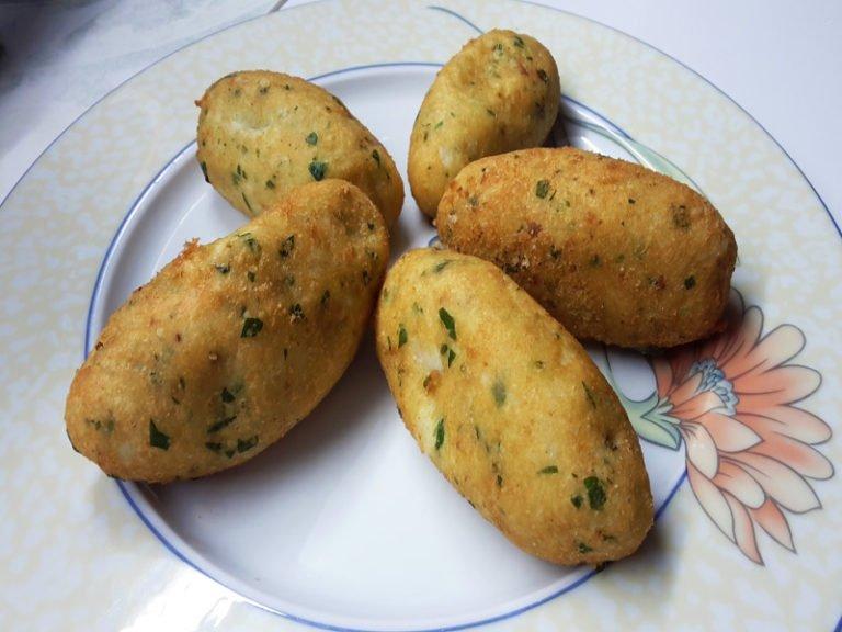 Pasteis de Bacalhau