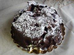 Torta Ricotta e Cioccolato