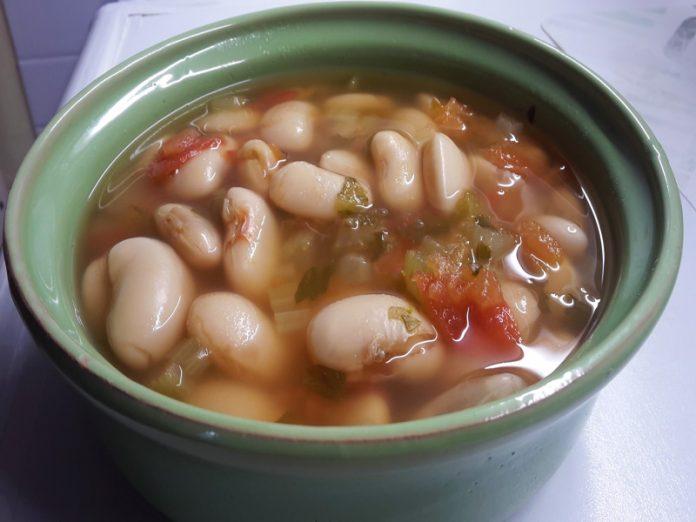 Zuppa di Fagioli Pappaluni