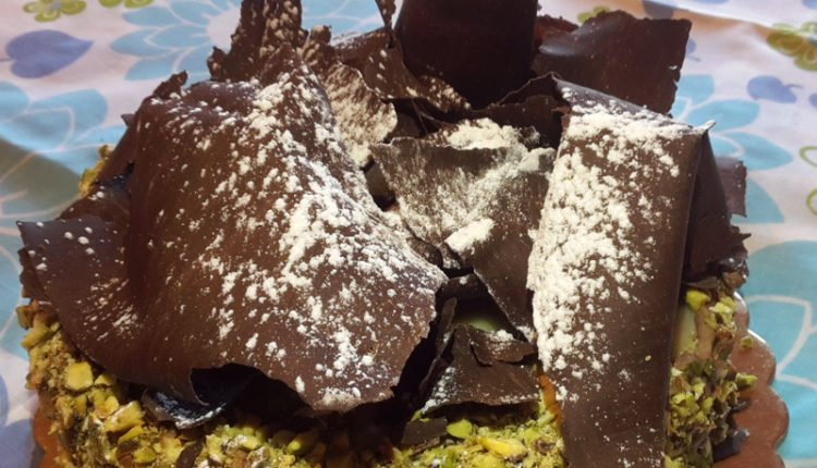 Sfoglie di Cioccolato