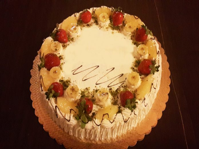 Torta Cioccolato e Pistacchio