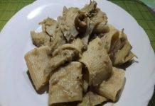 Pasta con Carciofi e Olive
