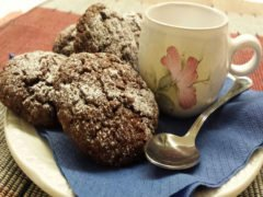 Biscotti al Cioccolato Senza Uova