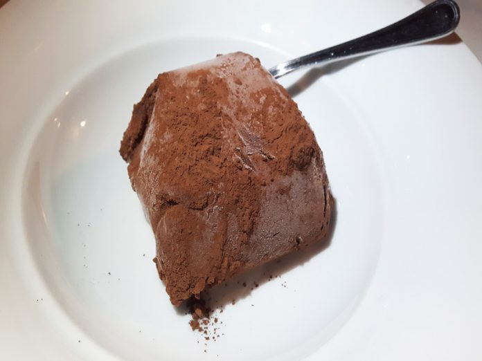 Tartufo Cioccolato e Nocciola