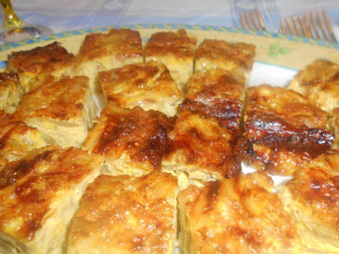 Frittata di Patate al Forno