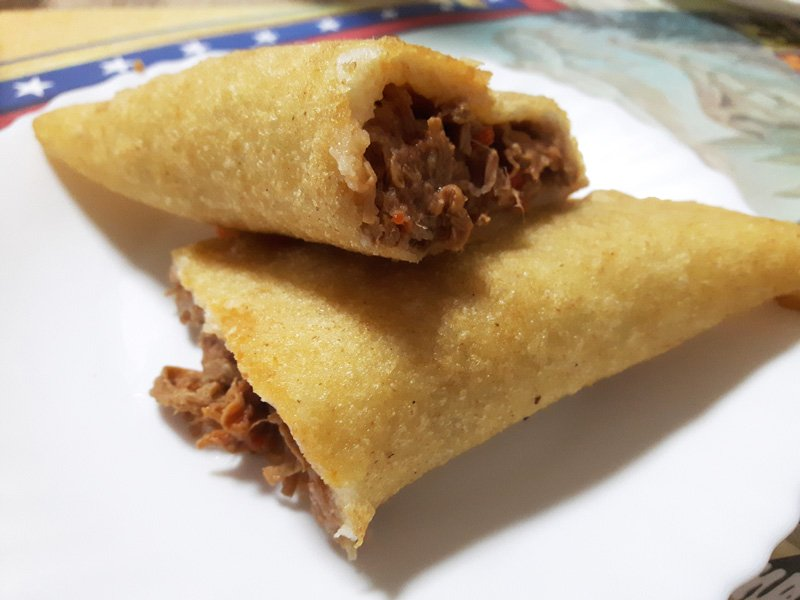 Empanadas Venezuelane