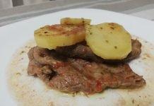Carne alla Pizzaiola Bimby